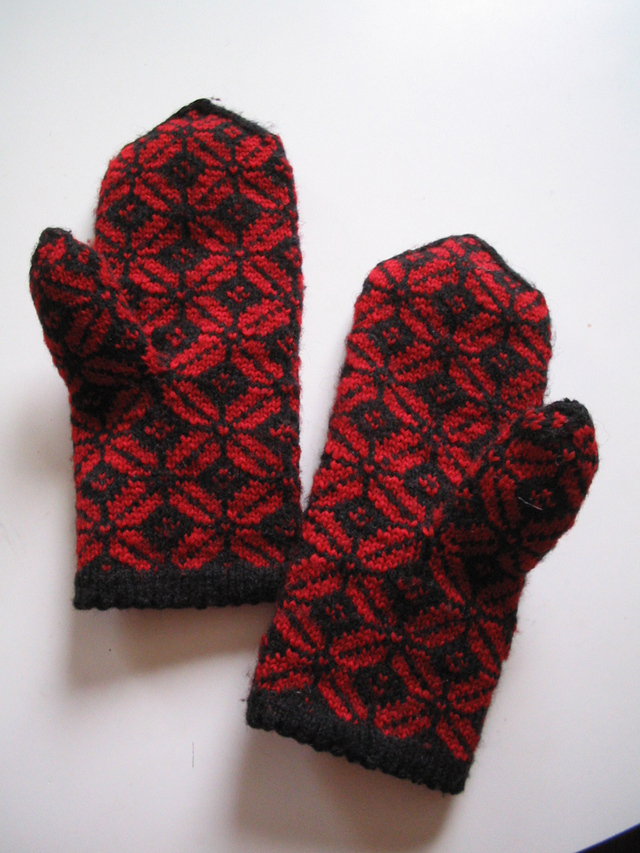 Latvianmitts